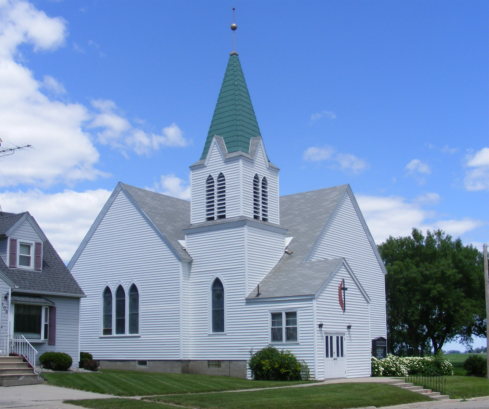 Delavan MN - United Methodist Church