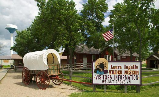 Walnut Grove MN - Laura Ingalls Wilder Museum