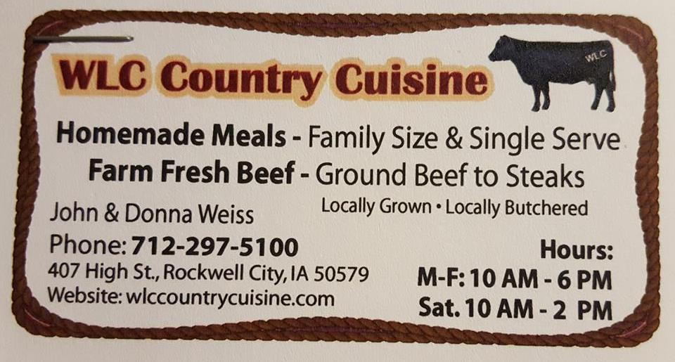 WLC Country Cuisine