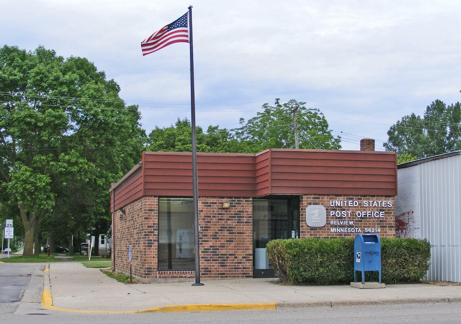 Belview, MN - US Post Office