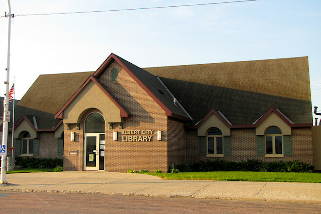 Albert City, IA - Public Library