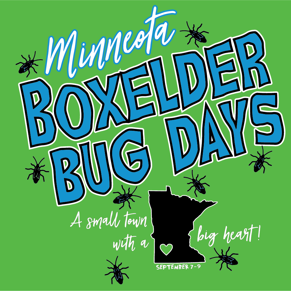 Minneota, MN - Boxelder Bug Days
