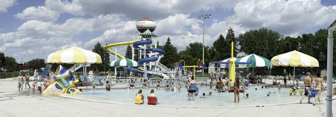 Redwood Falls, MN - Aquatic Center