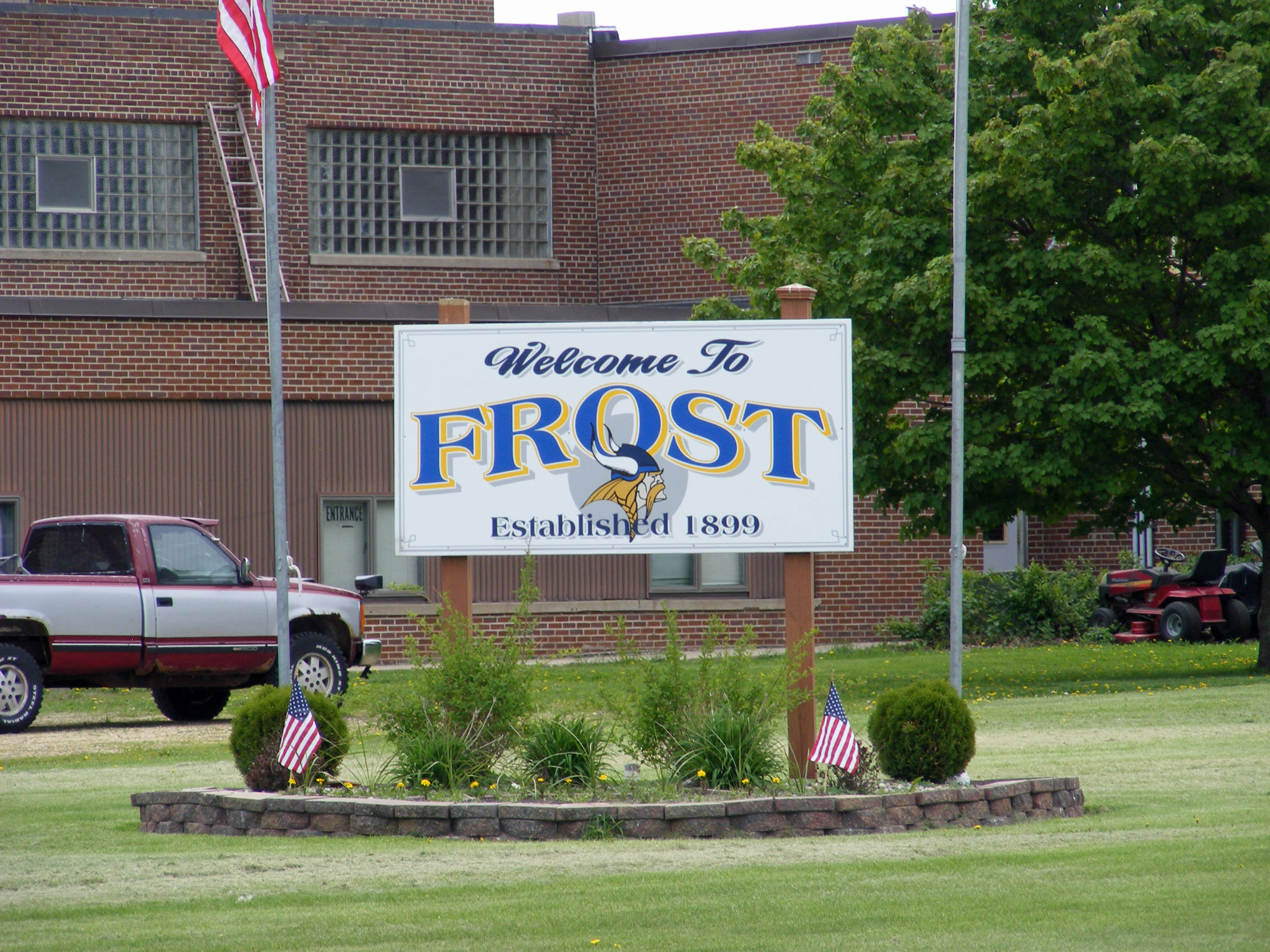 Frost, MN