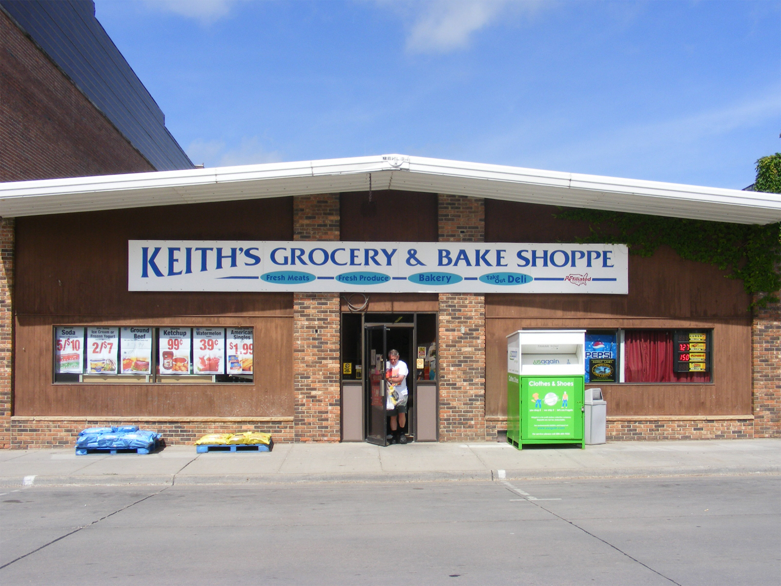 Keith's Grocery and Bake Shoppe