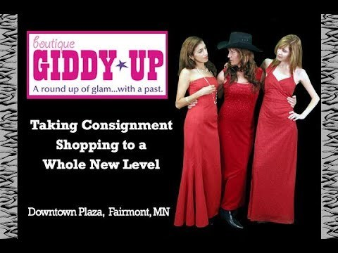 Giddy-Up Boutique - Consignment Cothing Store